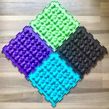 Ортопедический коврик для детей Ортодон Желуди жесткие, 1 штука