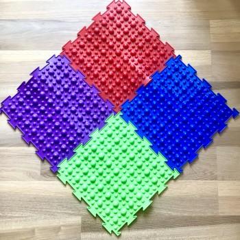 Ортопедический коврик для детей Ортодон Камешки мягкие, 1 штука