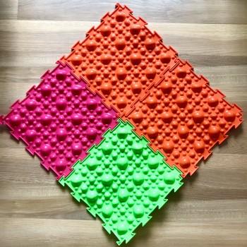Ортопедический коврик для детей Ортодон Камни жесткие, 1 штука