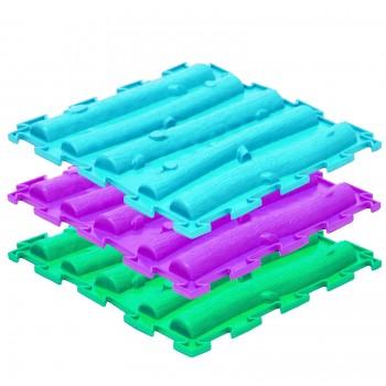 Ортопедический коврик для детей Ортодон Лесенка жесткая, 1 штука