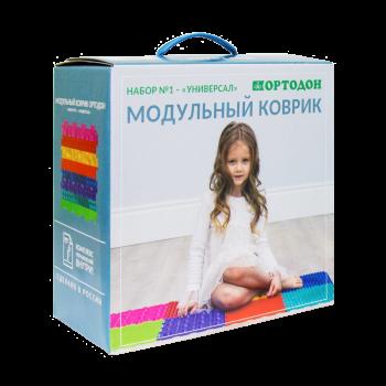 Ортопедический коврик для детей Ортодон Набор №1 Универсал