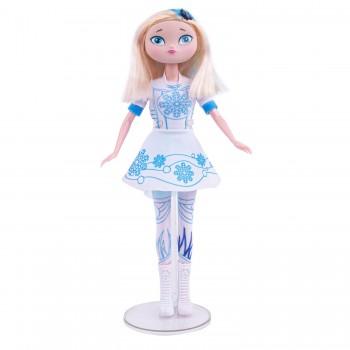Кукла Сказочный патруль Раскрась Снежку FPPD004