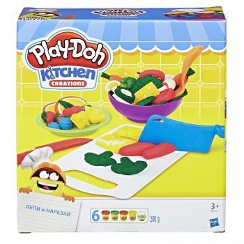 Набор пластилина Play Doh Приготовь и нарежь на дольки B9012