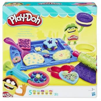 Набор пластилина Play Doh Магазинчик печенья B0307