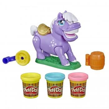 Набор пластилина Play-Doh Пони-трюкач E6726