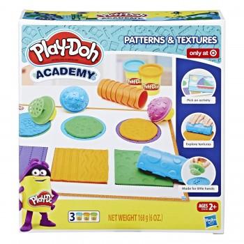 Набор Play Doh Текстуры и инструменты E4916