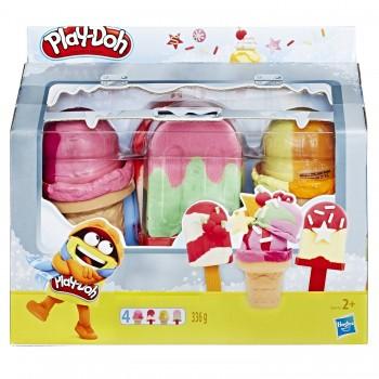 Набор Play Doh Холодильник с мороженым E6642