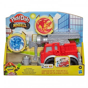 Набор Play Doh Мини Пожарная машина F0649