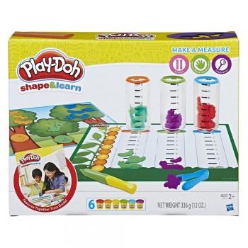 Набор Play Doh Лепи и измеряй B9016