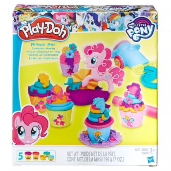Набор Play Doh Вечеринка Пинки Пай B9324