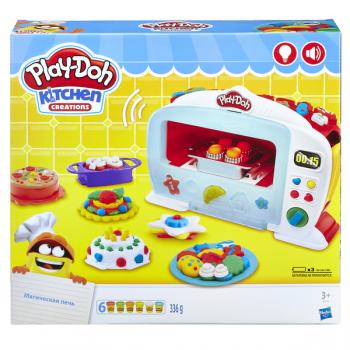 Набор Play Doh Чудо-печь B9740