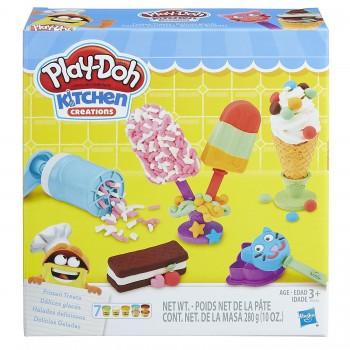 Набор Play Doh Создай любимое мороженое E0042