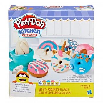 Набор Play Doh Выпечка и пончики E3344