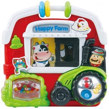 Развивающая игрушка Веселая ферма Playgo 1002 (свет, звук)