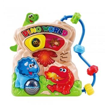 Развивающая игрушка Мир динозавров Playgo 1006 (свет, звук)