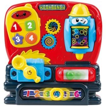 Развивающая игрушка Мастерская Playgo 1012 (свет, звук)