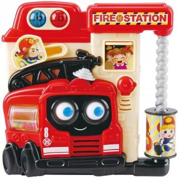 Развивающая игрушка Пожарная станция Playgo 1014 (свет, звук)