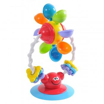 Развивающая игрушка Карусель на присоске Playgo 1538