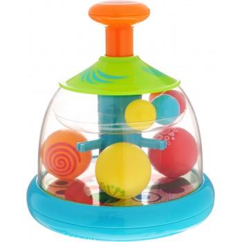 Развивающая игрушка Юла с шарами Playgo 1610