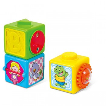 Развивающая игрушка Кубики Playgo 2085