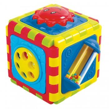 Развивающая игрушка Куб 6 в 1 Playgo 2141