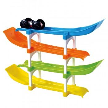 Развивающая игрушка Трек с машинкой Playgo 2266