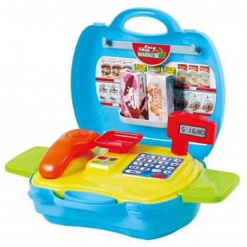Игровой набор Магазин в чемодане PlayGo 2786