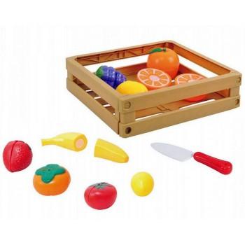 Набор фруктов Playgo 30003 (11 элементов)