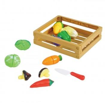 Набор овощей Playgo 30013 (11 элементов)