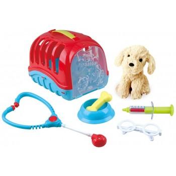 Игровой набор Ветеринар PlayGo 3387