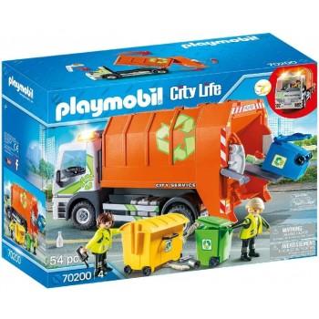 Конструктор Мусоровоз Playmobil 70200