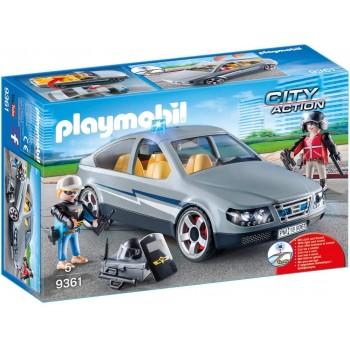 Конструктор Полиция под прикрытием Playmobil 9361