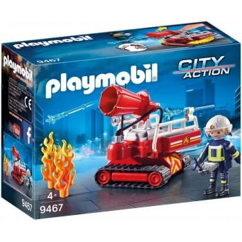 Конструктор Роботизированный вездеход пожарников Playmobil 9467