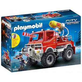Конструктор Спец автомобиль с сиреной Playmobil 9466