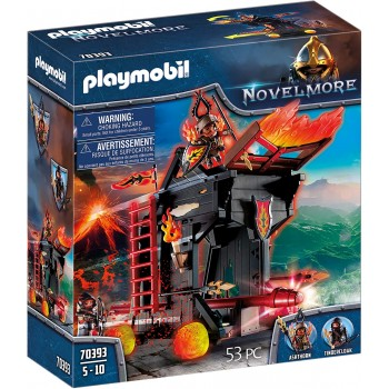 Конструктор Огненный таран Playmobil 70393