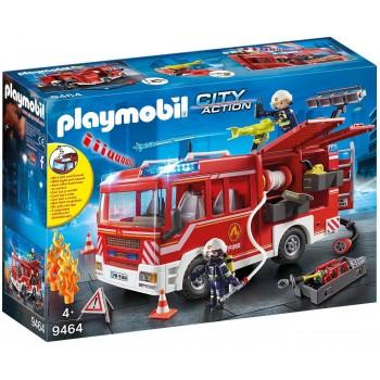 Конструктор Пожарная машина Playmobil 9464 (свет, звук)
