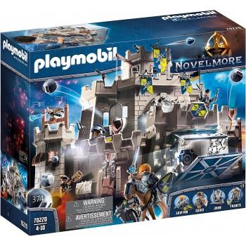 Конструктор Большой замок Новельмор Playmobil 70220