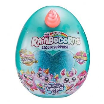 Игрушка сюрприз Rainbocorns 2 серия Фламинго