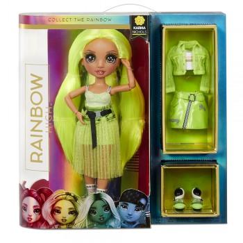 Кукла Rainbow High Карма Никольс
