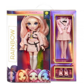 Кукла Rainbow High Белла Паркер
