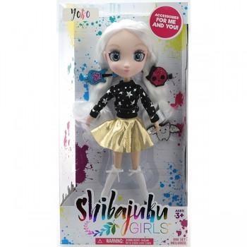 Кукла Shibajuku Girls Йоко 33 см HUN8527