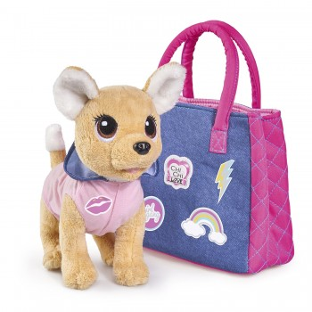Собачка Chi Chi Love Городской стиль с сумочкой 5893244