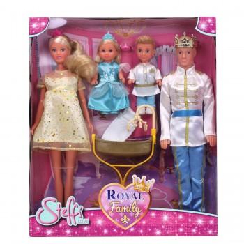 Кукла Штеффи Королевская семья