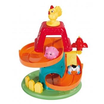 Развивающая игрушка Горка Ферма Simba