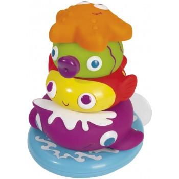 Игрушка для купания Пирамидка с брызгалками Simba