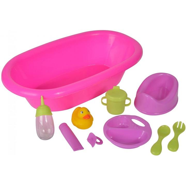 Ванна для кукол с аксессуарами Simba 5562128