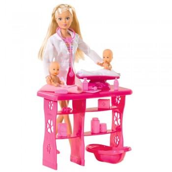 Кукла Штеффи Детский доктор Simba