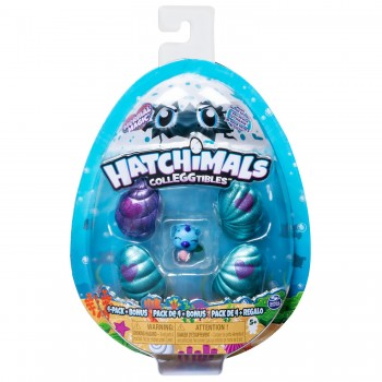 Набор Hatchimals Подводное волшебство 4 яйца
