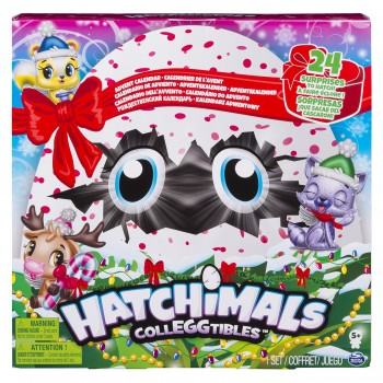 Адвент календарь Hatchimals