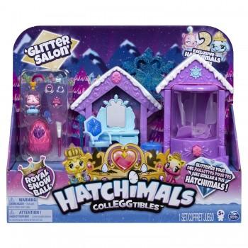 Набор Hatchimals Салон ледяной 6047221